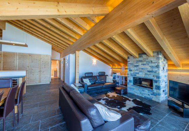 Appartement de vacances Montagnard 12 - Spa Access (2618862), Haute-Nendaz, 4 Vallées, Valais, Suisse, image 24