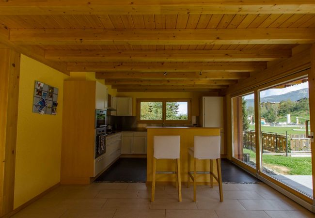 Ferienhaus Chalet Petit Lapin (2791869), Haute-Nendaz, 4 Vallées, Wallis, Schweiz, Bild 4