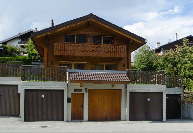 Ferienhaus Chalet Petit Lapin (2791869), Haute-Nendaz, 4 Vallées, Wallis, Schweiz, Bild 9