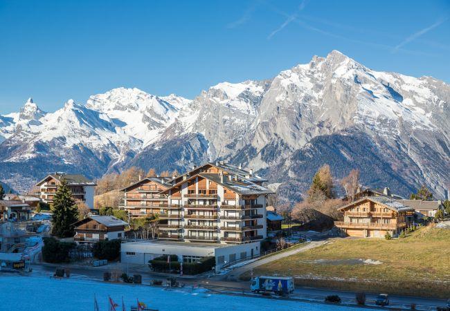 Appartement de vacances Ecluses 15 - close ski lift - pool - centre (2618863), Haute-Nendaz, 4 Vallées, Valais, Suisse, image 2