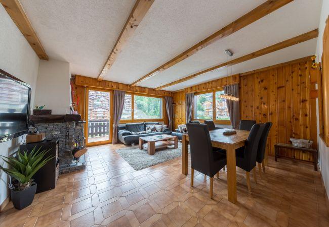 Appartement de vacances Ecluses 15 - close ski lift - pool - centre (2618863), Haute-Nendaz, 4 Vallées, Valais, Suisse, image 4