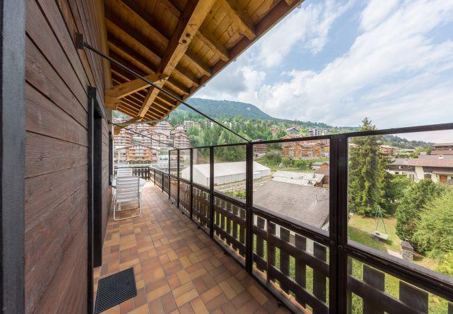 Appartement de vacances Ecluses 15 - close ski lift - pool - centre (2618863), Haute-Nendaz, 4 Vallées, Valais, Suisse, image 17