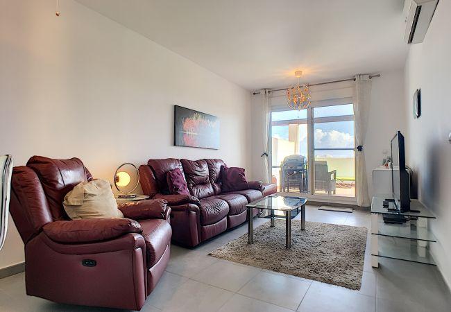 Appartement de vacances 1. Stock, gratis WiFi, Sat-TV, Pool, Balkon (2488975), Roldan, , Murcie, Espagne, image 10