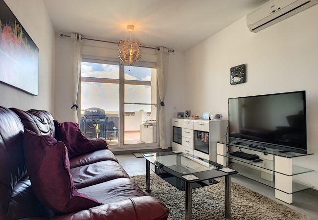 Appartement de vacances 1. Stock, gratis WiFi, Sat-TV, Pool, Balkon (2488975), Roldan, , Murcie, Espagne, image 3