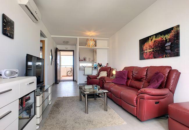 Appartement de vacances 1. Stock, gratis WiFi, Sat-TV, Pool, Balkon (2488975), Roldan, , Murcie, Espagne, image 12