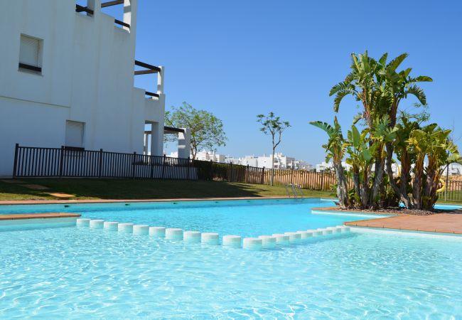 Appartement de vacances 1. Stock, gratis WiFi, Sat-TV, Pool, Balkon (2488975), Roldan, , Murcie, Espagne, image 18