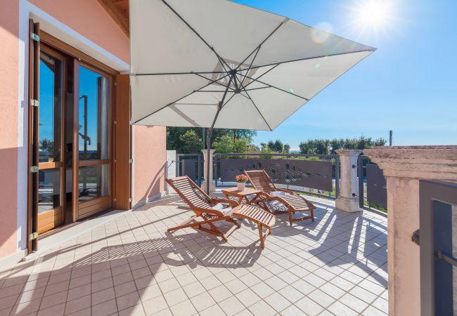 Ferienhaus La Rovadella LT45/1 (2508823), Padenghe sul Garda, Gardasee, Lombardei, Italien, Bild 32