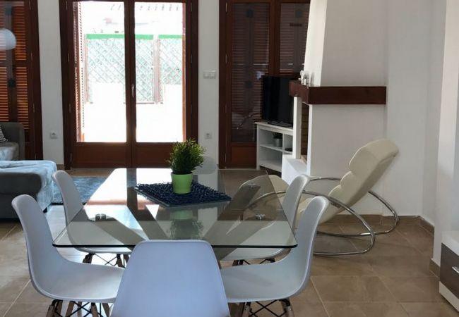 Maison de vacances Villa Cuarzo - A Murcia Holiday Rentals Property (2516692), Baños y Mendigo, , Murcie, Espagne, image 4