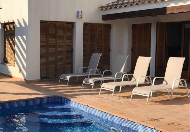 Maison de vacances Villa Cuarzo - A Murcia Holiday Rentals Property (2516692), Baños y Mendigo, , Murcie, Espagne, image 1