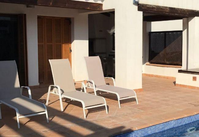 Maison de vacances Villa Cuarzo - A Murcia Holiday Rentals Property (2516692), Baños y Mendigo, , Murcie, Espagne, image 3