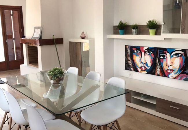 Maison de vacances Villa Cuarzo - A Murcia Holiday Rentals Property (2516692), Baños y Mendigo, , Murcie, Espagne, image 18