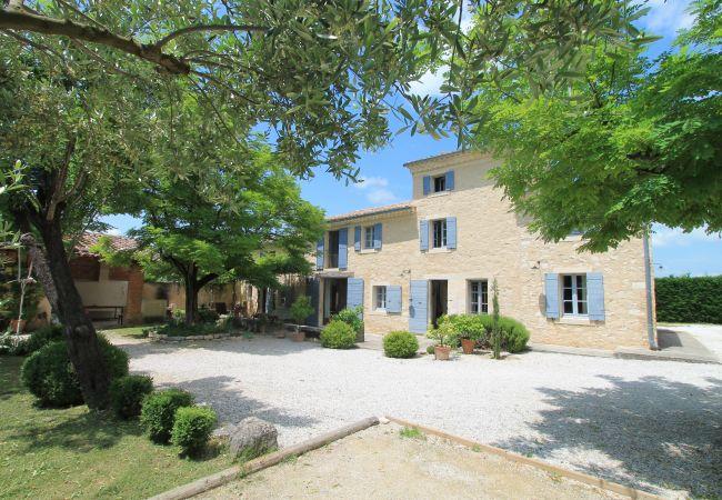 Ferienhaus Mas des Cigales (2548751), Pernes les Fontaines, Saône-et-Loire, Burgund, Frankreich, Bild 11