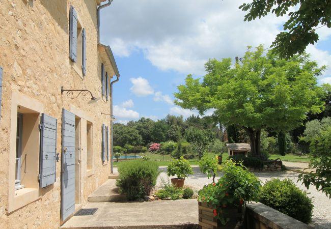 Ferienhaus Mas des Cigales (2548751), Pernes les Fontaines, Saône-et-Loire, Burgund, Frankreich, Bild 13