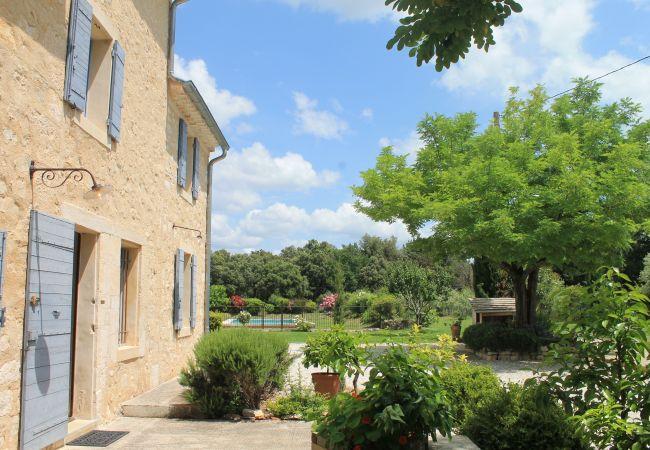 Ferienhaus Mas des Cigales (2548751), Pernes les Fontaines, Saône-et-Loire, Burgund, Frankreich, Bild 38