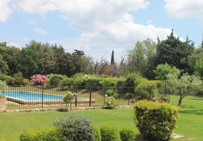 Ferienhaus Mas des Cigales (2548751), Pernes les Fontaines, Saône-et-Loire, Burgund, Frankreich, Bild 40