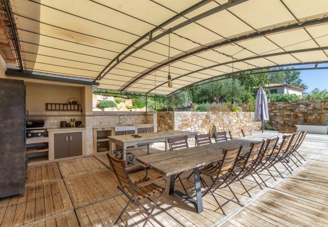 Maison de vacances Villa Suzanne (2548752), La Garde Freinet, Côte d'Azur, Provence - Alpes - Côte d'Azur, France, image 14