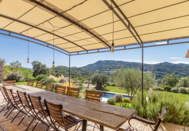 Maison de vacances Villa Suzanne (2548752), La Garde Freinet, Côte d'Azur, Provence - Alpes - Côte d'Azur, France, image 16