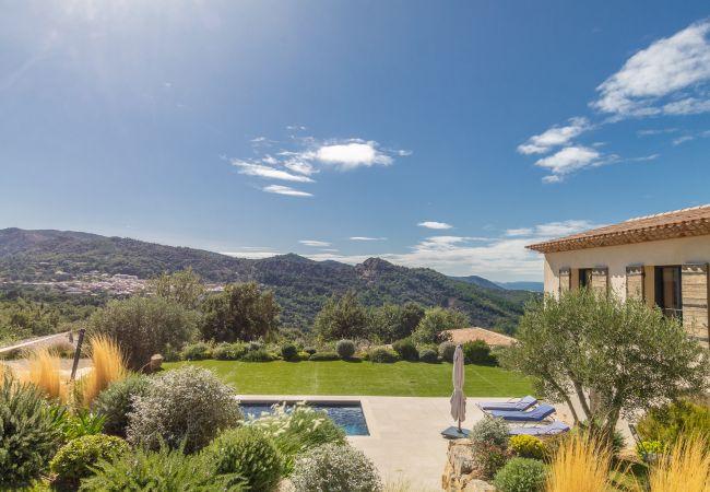 Maison de vacances Villa Suzanne (2548752), La Garde Freinet, Côte d'Azur, Provence - Alpes - Côte d'Azur, France, image 13