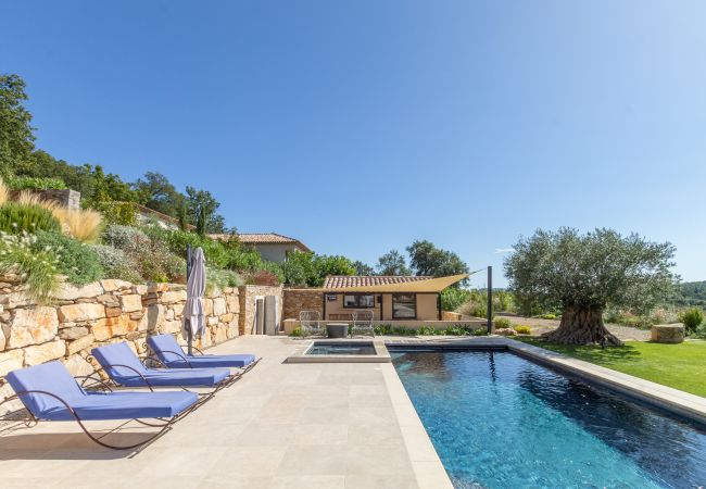 Maison de vacances Villa Suzanne (2548752), La Garde Freinet, Côte d'Azur, Provence - Alpes - Côte d'Azur, France, image 5