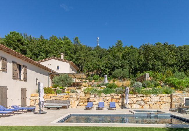 Maison de vacances Villa Suzanne (2548752), La Garde Freinet, Côte d'Azur, Provence - Alpes - Côte d'Azur, France, image 3