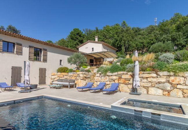 Maison de vacances Villa Suzanne (2548752), La Garde Freinet, Côte d'Azur, Provence - Alpes - Côte d'Azur, France, image 2