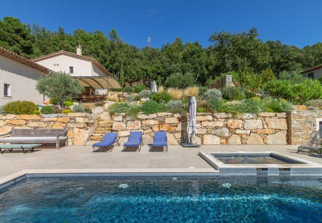 Maison de vacances Villa Suzanne (2548752), La Garde Freinet, Côte d'Azur, Provence - Alpes - Côte d'Azur, France, image 4
