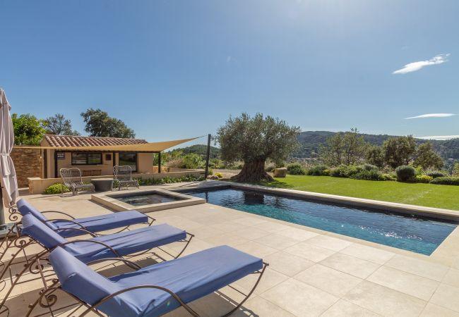 Maison de vacances Villa Suzanne (2548752), La Garde Freinet, Côte d'Azur, Provence - Alpes - Côte d'Azur, France, image 6