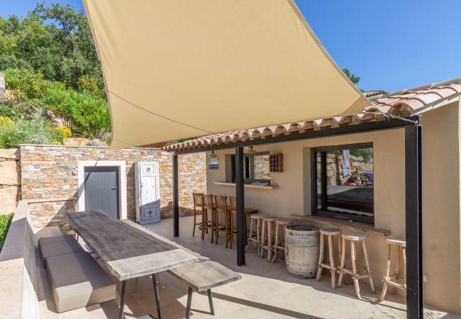 Maison de vacances Villa Suzanne (2548752), La Garde Freinet, Côte d'Azur, Provence - Alpes - Côte d'Azur, France, image 9