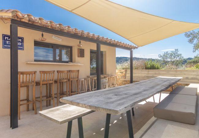 Maison de vacances Villa Suzanne (2548752), La Garde Freinet, Côte d'Azur, Provence - Alpes - Côte d'Azur, France, image 8