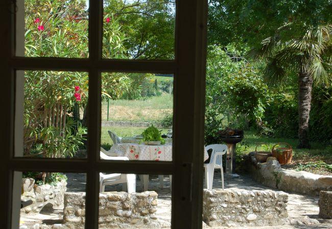 Ferienhaus Lou Pavoun - Glycine (2548753), Pernes les Fontaines, Saône-et-Loire, Burgund, Frankreich, Bild 8