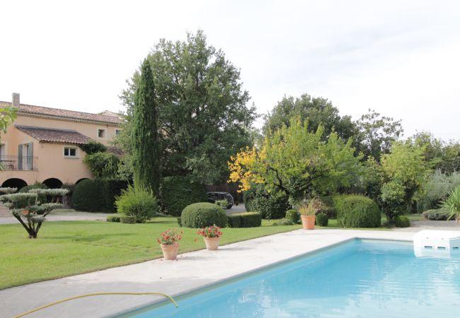 Ferienhaus Mas Saint Genies (2566926), Pernes les Fontaines, Saône-et-Loire, Burgund, Frankreich, Bild 25