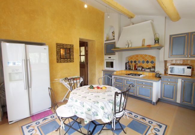 Ferienhaus Mas Saint Genies (2566926), Pernes les Fontaines, Saône-et-Loire, Burgund, Frankreich, Bild 7
