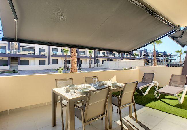 Ferienwohnung modernes Erdgeschoss, WLAN, Terrasse, 2 Pools (2570533), Pilar de la Horadada, Costa Blanca, Valencia, Spanien, Bild 2