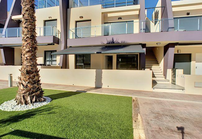 Ferienwohnung modernes Erdgeschoss, WLAN, Terrasse, 2 Pools (2570533), Pilar de la Horadada, Costa Blanca, Valencia, Spanien, Bild 19
