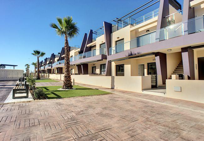 Ferienwohnung modernes Erdgeschoss, WLAN, Terrasse, 2 Pools (2570533), Pilar de la Horadada, Costa Blanca, Valencia, Spanien, Bild 18