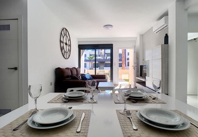 Ferienwohnung modernes Erdgeschoss, WLAN, Terrasse, 2 Pools (2570533), Pilar de la Horadada, Costa Blanca, Valencia, Spanien, Bild 11