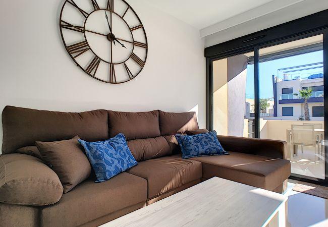 Ferienwohnung modernes Erdgeschoss, WLAN, Terrasse, 2 Pools (2570533), Pilar de la Horadada, Costa Blanca, Valencia, Spanien, Bild 14