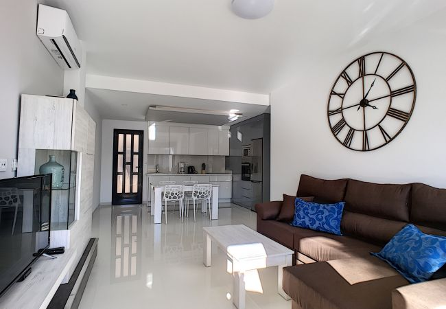 Ferienwohnung modernes Erdgeschoss, WLAN, Terrasse, 2 Pools (2570533), Pilar de la Horadada, Costa Blanca, Valencia, Spanien, Bild 22