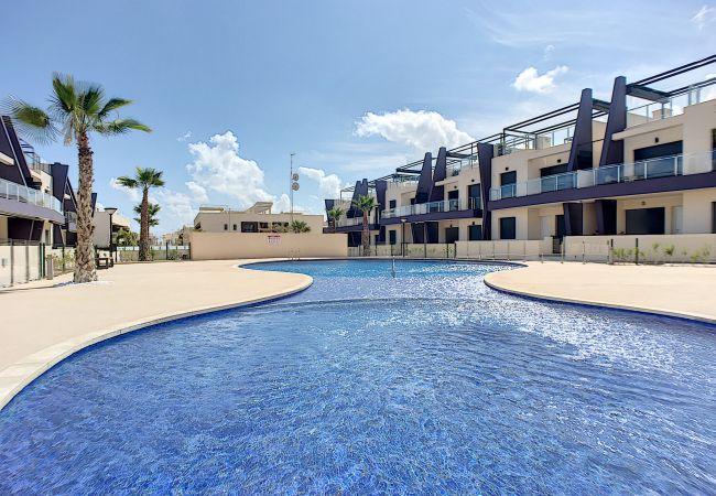 Ferienwohnung modernes Erdgeschoss, WLAN, Terrasse, 2 Pools (2570533), Pilar de la Horadada, Costa Blanca, Valencia, Spanien, Bild 1