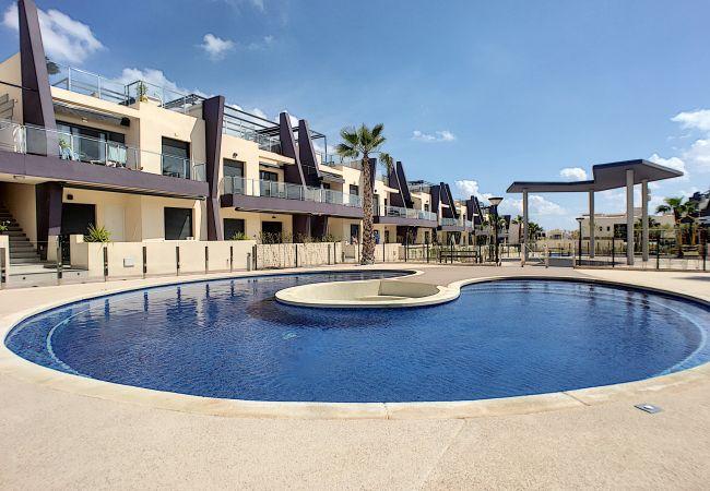Ferienwohnung modernes Erdgeschoss, WLAN, Terrasse, 2 Pools (2570533), Pilar de la Horadada, Costa Blanca, Valencia, Spanien, Bild 20