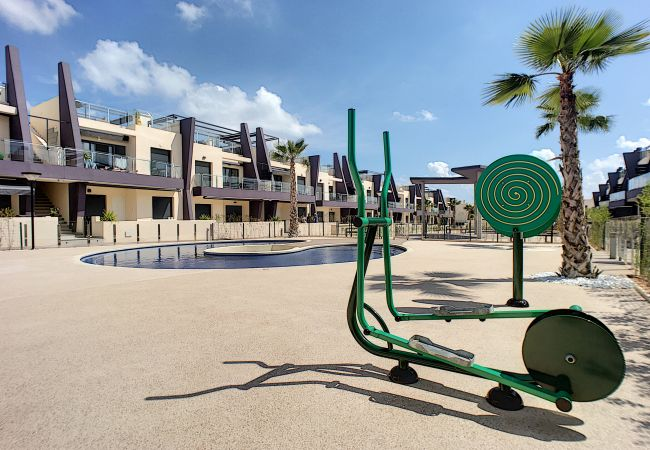 Ferienwohnung modernes Erdgeschoss, WLAN, Terrasse, 2 Pools (2570533), Pilar de la Horadada, Costa Blanca, Valencia, Spanien, Bild 29
