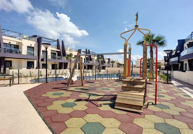 Ferienwohnung modernes Erdgeschoss, WLAN, Terrasse, 2 Pools (2570533), Pilar de la Horadada, Costa Blanca, Valencia, Spanien, Bild 21