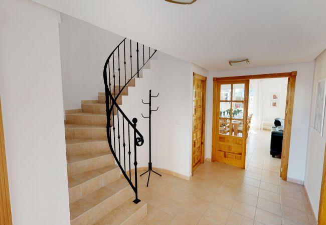 Maison de vacances Villa 2451 - A Murcia Holiday Rentals Property (2578114), Baños y Mendigo, , Murcie, Espagne, image 6