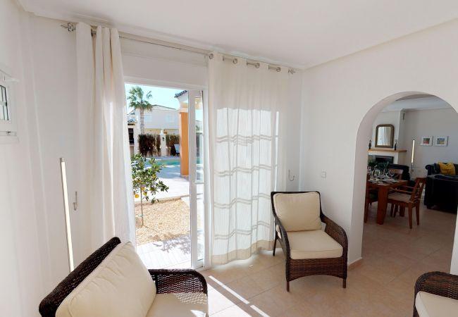 Maison de vacances Villa 2451 - A Murcia Holiday Rentals Property (2578114), Baños y Mendigo, , Murcie, Espagne, image 12