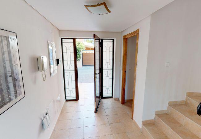 Maison de vacances Villa 2451 - A Murcia Holiday Rentals Property (2578114), Baños y Mendigo, , Murcie, Espagne, image 14