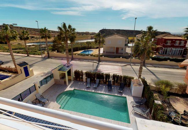 Maison de vacances Villa 2451 - A Murcia Holiday Rentals Property (2578114), Baños y Mendigo, , Murcie, Espagne, image 24