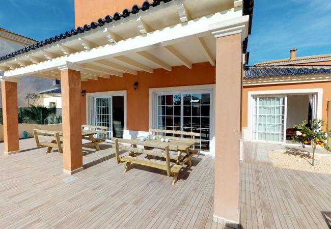 Maison de vacances Villa 2451 - A Murcia Holiday Rentals Property (2578114), Baños y Mendigo, , Murcie, Espagne, image 26