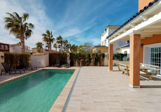 Maison de vacances Villa 2451 - A Murcia Holiday Rentals Property (2578114), Baños y Mendigo, , Murcie, Espagne, image 3