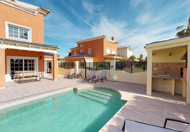 Maison de vacances Villa 2451 - A Murcia Holiday Rentals Property (2578114), Baños y Mendigo, , Murcie, Espagne, image 4