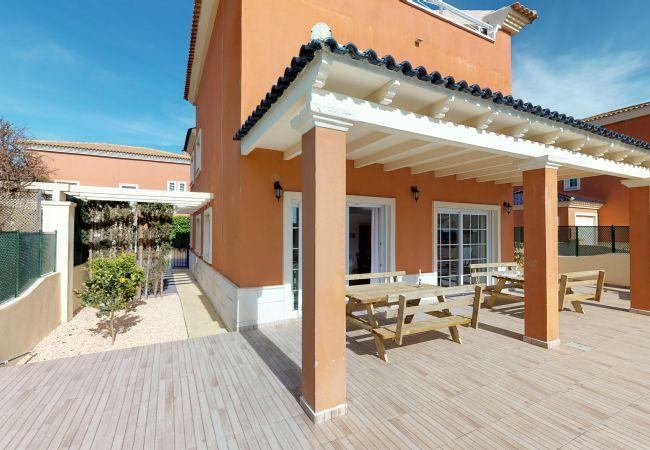 Maison de vacances Villa 2451 - A Murcia Holiday Rentals Property (2578114), Baños y Mendigo, , Murcie, Espagne, image 27